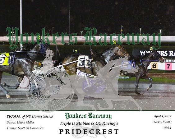 20170404 Race 5- Pridecrest 2