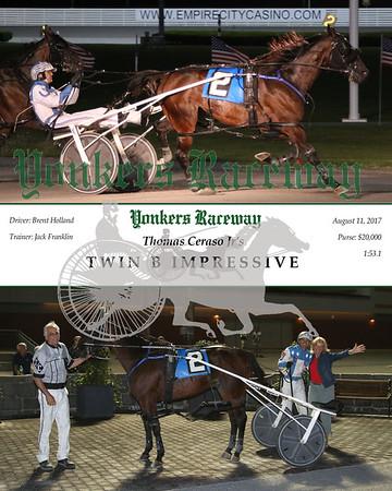 20170811 Race 4- Twin B Impressive