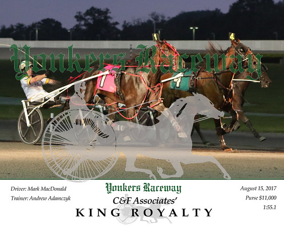 20170815 Race 3- King Royalty 2