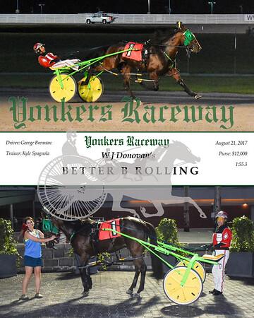 20170821 Race 3- Better B Rolling