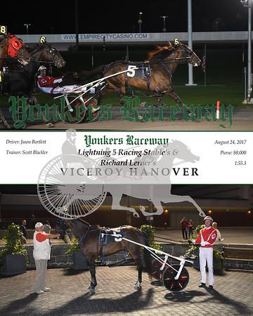 20170824 Race 5- Viceroy Hanover