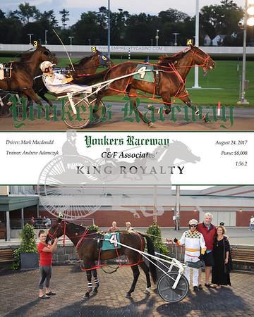 20170824 Race 2- King Royalty
