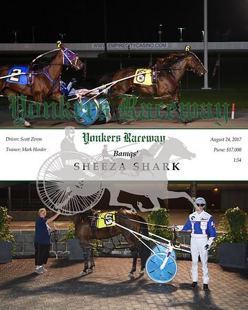 20170824 Race 9- Sheeza Shark N