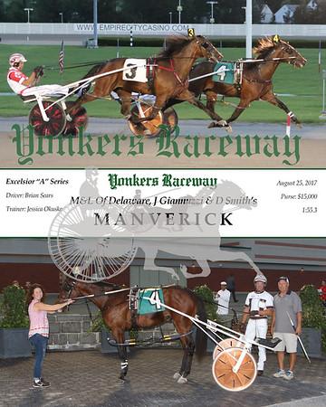 20170825 Race 2- Manverick