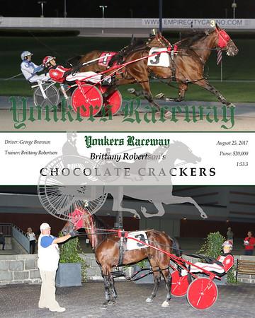 20170825 Race 3- Chocolate Crackers