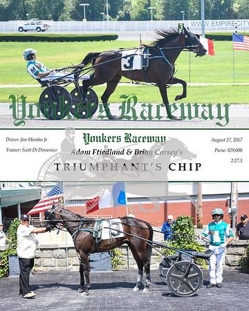 20170827 Race 4- Triumphant's Chip