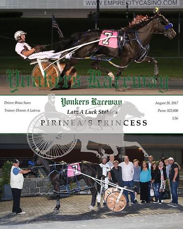 20180828 Race 8- Pirinea's Princess