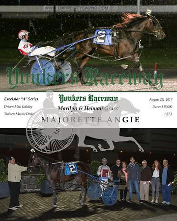 20170829 Race 4- Majorette Angie
