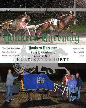 20170829 Race 8- Hurrikane Shorty