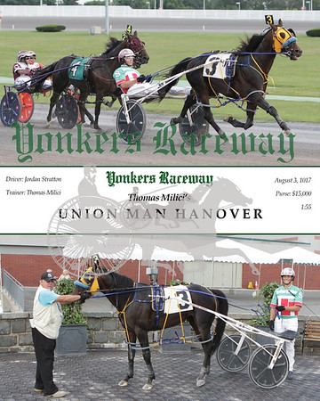 20170803 Race 1- Union Man Hanover