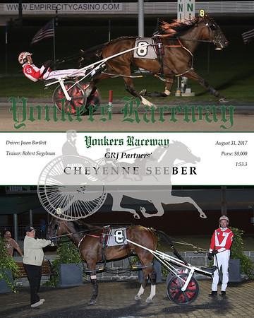 20170831 Race 6- Cheyenne Seeber