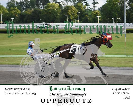 20170804 Race 1- Uppercutz
