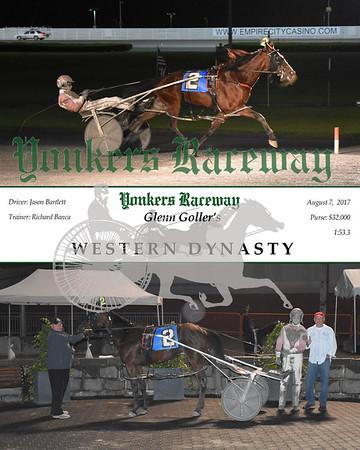 08072017 Race 12- Western Dynasty