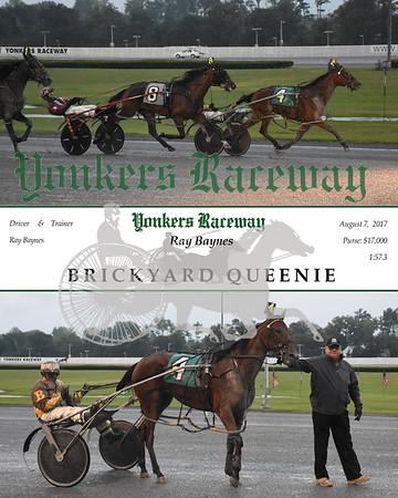 08072017 Race 1-Brickyard Queeniee