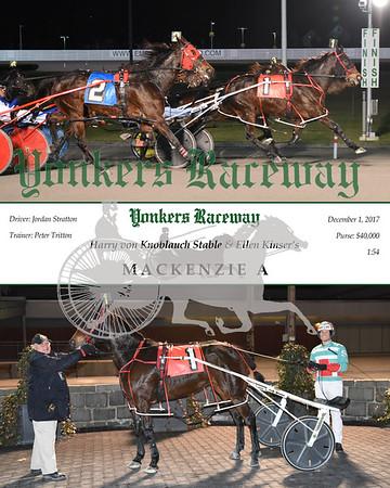 20171201 Race 6- Mackenzie A