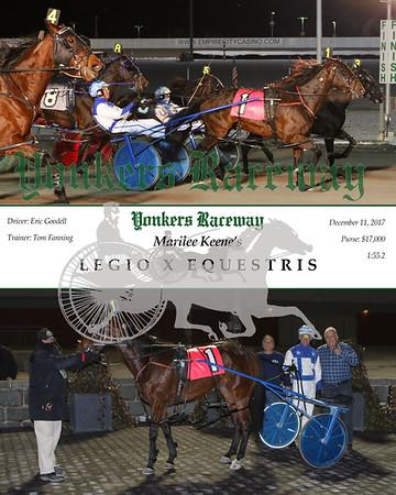 20171211 Race 6- Legio X Equestris