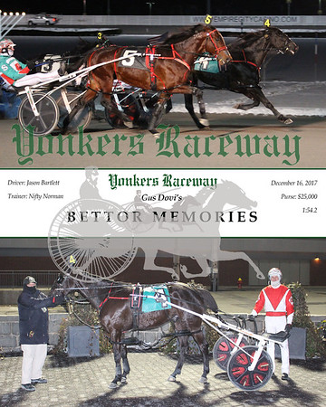 20171216 Race 5- Bettor Memories