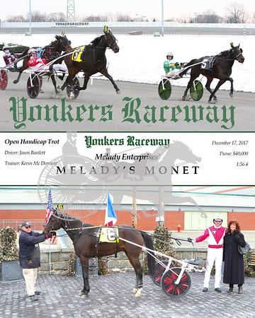 20171217 Race 1- Melady's Monet
