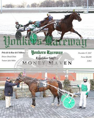 20171217 Race 5- Money Maven