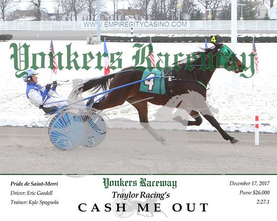 20171217 Race 6- Cash Me Out 3