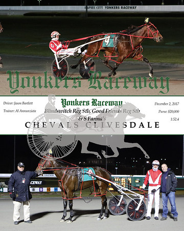 20171202 Race 3- Chevals Clivesdale