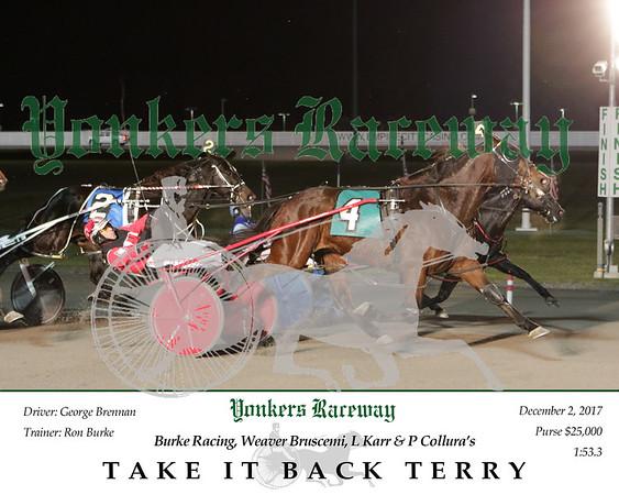 20171202 Race 4- Take It Back Terry