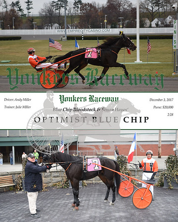 20171203 Race 3- Optimist Blue Chip