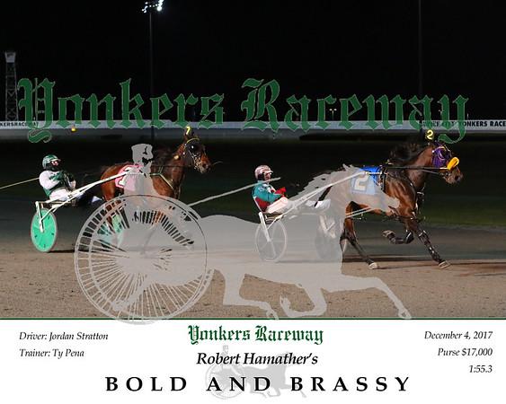 20171204 Race 7- Bold And Brassy 2