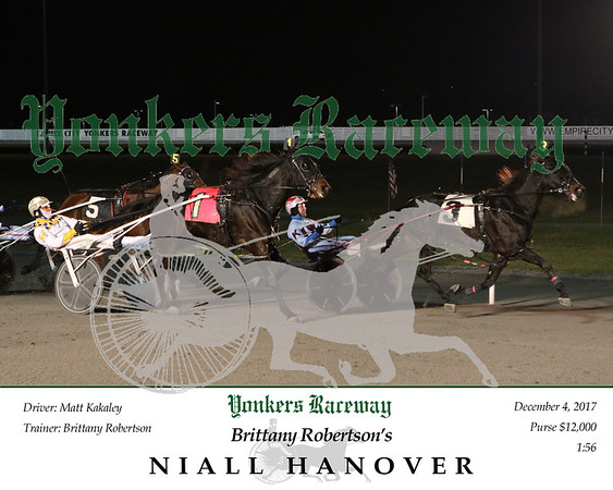 20171204 Race 4- Niall Hanover 2