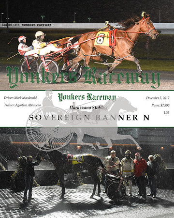 20171205 Race 8- Sovereign Banner N