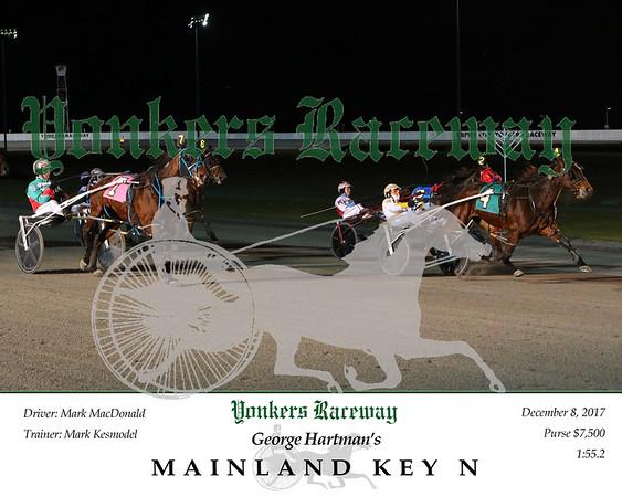 20171208 Race 1- Mainland Key N