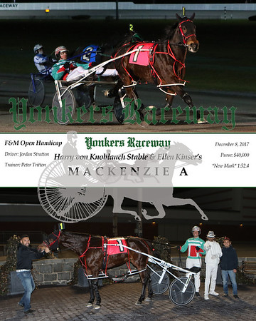 20171208 Race 11- Mackenzie A