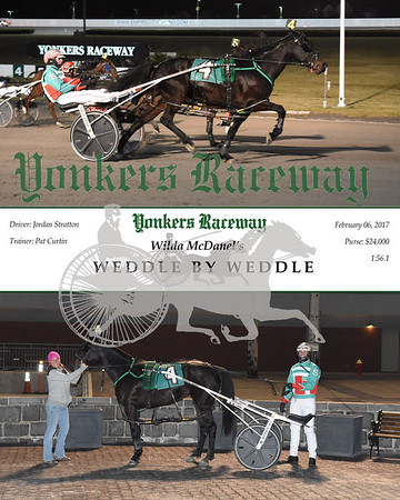 02062017 Race 5-Weddle by Weddle