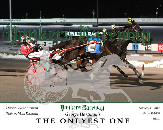 20170211 Race 1- The Onlyest One 2