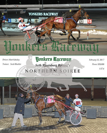 02132017 Race 5-Northern Soiree