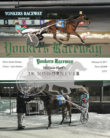02132017 Race 3-JK Nowornever