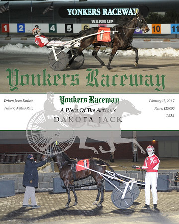 02132017 Race 10-Dakota Jack