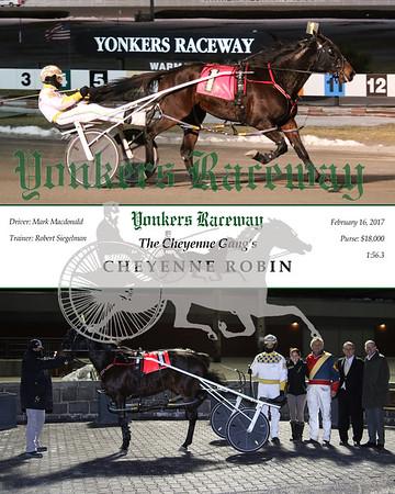 20170216 Race 7- Cheyenne Robin