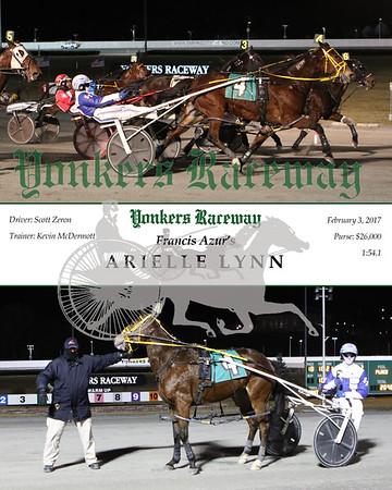 20170203 Race 10- Arielle Lynn