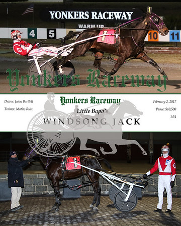 20170202 Race 6- Windsong Jack