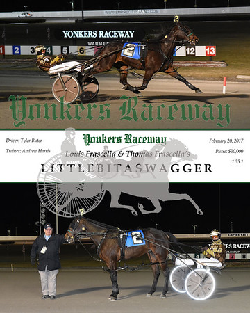 02202017 Race 11-Littlebitaswagger