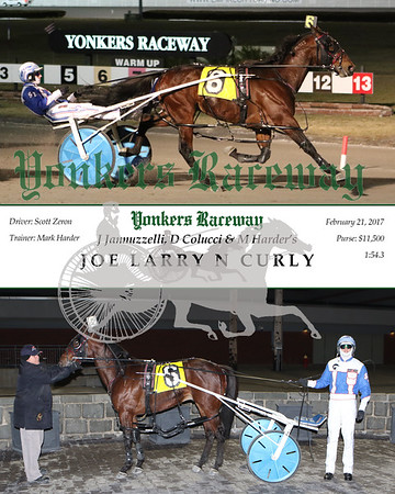 20170221 Race 5- Joe Larry N Curly 2