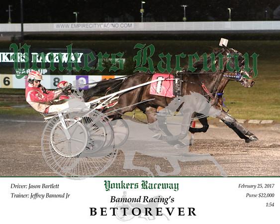 20170225 Race 4- Bettorever