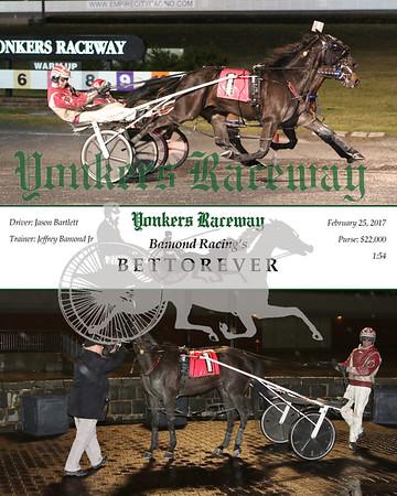 20170225 Race 4- Bettorever 2
