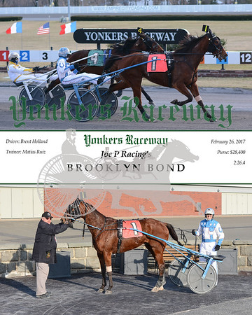20170226 Race 8- Brooklyn Bond