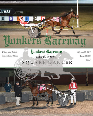 02272017 Race 6-Square Dancer