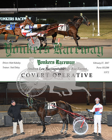 02272017 Race 10-Covert Operative