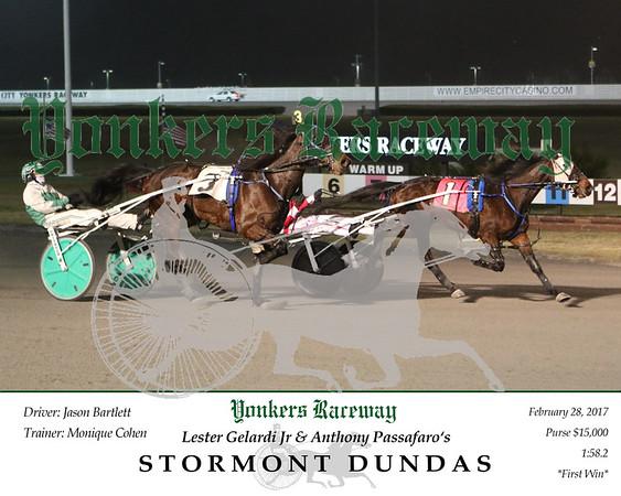 20170228 Race 2- Stormont Dundas