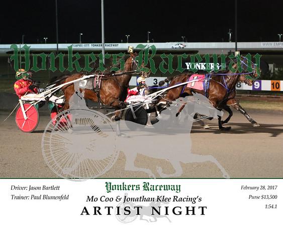 20170228 Race 11- Artist Night