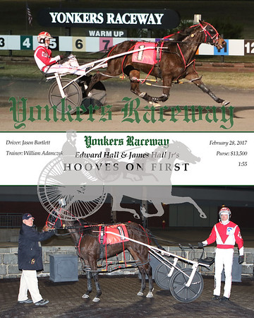 20170228 Race 8- Hooves On First 2